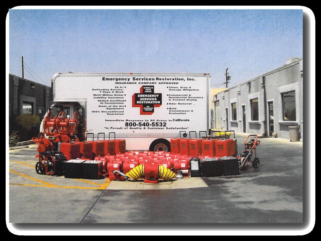 Emergency Services Restoration, Inc. - Water Damage Experts