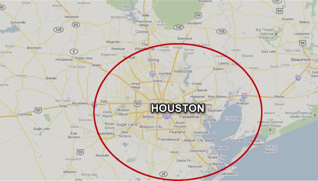 Emergency Services Restoration - Houston Coverage Area